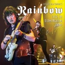 Live in Birmingham 2016 - de Ritchie Blackmore's Rainbow
