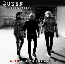 Live Around The World - de Queen + Adam Lambert