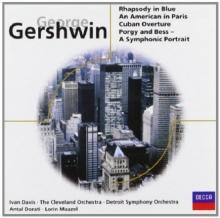 Gershwin: Rhapsody In Blue/cuban Overture/an American In Paris Etc - de Various Artists