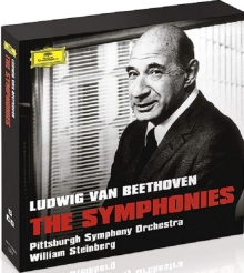 Bethoven:The Symphonies - de William Steinberg/Pittsburg Symphony Orchestra