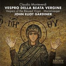 Monteverdi:Vespro della Beata Vergine - de John Eliot Gardiner