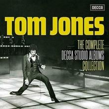 The Complete Decca Studio Albums - de Tom Jones