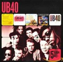 5 Album Set - de UB 40