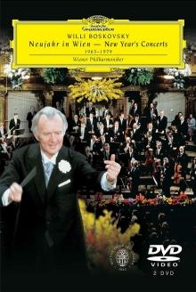 New Year's Concerts 1963-1979 - de Willi Boskovsky/Wienner Philharmoniker