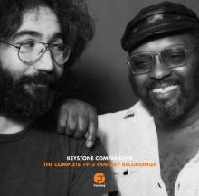 Keystone Companions - The Complete 1973 Fantasy Recordings - de Merl Saunders & Jerry Garcia