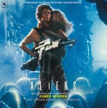 Aliens - de  James Horner