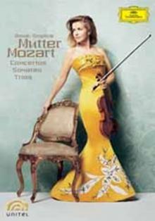 Anne-sophie Mutter: Mozart-box - de Anne-sophie Mutter
