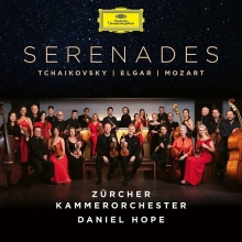 Serenades:Tchaikovsky/Elgar/Mozart - de Daniel Hope/Zurcher Kammerorchester
