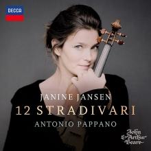 Stradivari - de Janine Jansen