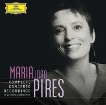 Complete Concerto Recordings On Deutsche Grammophon - de Maria Joao Pires