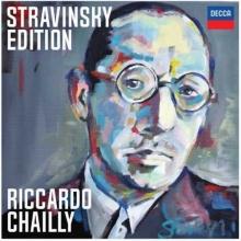 Stravinsky Edition Riccardo Chailly - de Riccardo Chailly