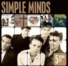 5 Album Set - de Simple Minds