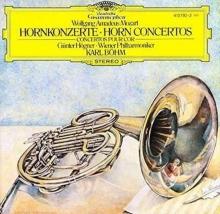 Mozart, W.A.: Horn Concerto No.1 In D, K.386b (K.412 & 514); Horn Concerto No.2 In E Flat, K.417; Horn Concerto No.4 In E Flat, K.495 - de Günter Högner, Wiener Philharmoniker, Karl Böhm