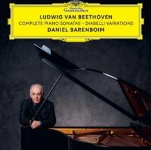 33 Metamorphoses – Complete Beethoven Piano Sonatas and Diabelli Variations - de Daniel Barenboim