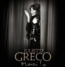 Merci ! - de Juliette Gréco