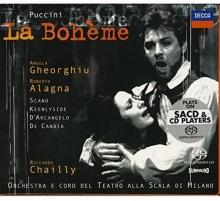 Puccini: La Bohème - de Angela Gheorghiu, Roberto Alagna, Simon Keenlyside