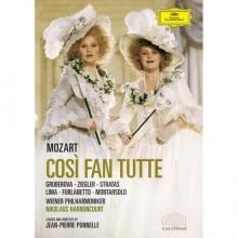 Mozart: Cosi Fan Tutte - de Edita Gruberova, Delores Ziegler, Teresa Stratas