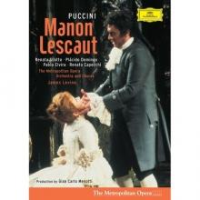 Puccini: Manon Lescaut - de Renata Scotto, Plácido Domingo, Metropolitan Opera Orchestra