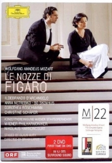 Mozart: Le Nozze Di Figaro - de Anna Netrebko, Ildebrando D' Arcangelo, Bo Skovhus