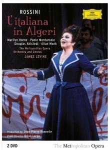 Rossini: L'italiana In Algeri - de Marilyn Horne, Douglas Ahlstedt, Paolo Montarsolo