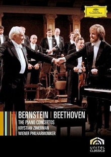 Beethoven: Piano Concertos - de Krystian Zimerman, Wiener Philharmoniker, Leonard Bernstein