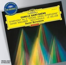 Saint-saens: Symphony No.3  - de Chicago Symphony Orchestra, Orchestre De Paris, Daniel Barenboim