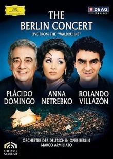 Concert  - de Anna Netrebko, Plácido Domingo, Rolando Villazon