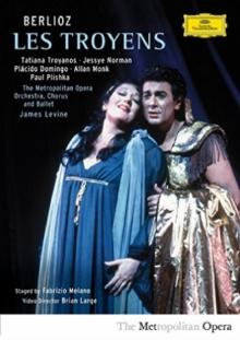 Berlioz: Les Troyens - de Jessye Norman, Tatiana Troyanos, Plácido Domingo