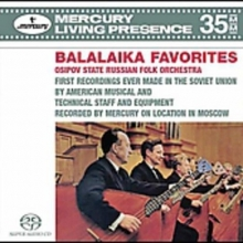 Balalaika Favourites - de Osipov State Russian Folk Orchestra, Vitaly Gnutov