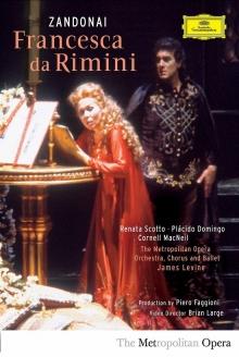 Zandonai: Francesca Da Rimini - de Renata Scotto, Plácido Domingo, Cornell Macneil