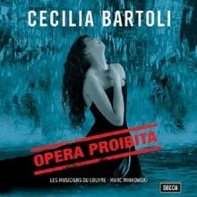 Opera Proibita - de Cecilia Bartoli, Les Musiciens Du Louvre, Marc Minkowski