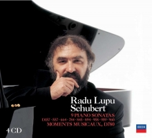 Radu Lupu Plays Schubert - de Radu Lupu