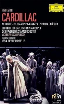 Hindemith: Cardillac - de Donald Mcintyre, Maria De Francesca-cavazza, Robert Schunk