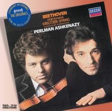 Beethoven: Violin Sonatas Nos.5 & 9 - de Itzhak Perlman, Vladimir Ashkenazy