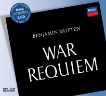 Britten: War Requiem - de Galina Vishnevskaya, Peter Pears, Dietrich Fischer-dieskau