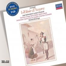 Donizetti: L'elisir D'amore - de Joan Sutherland, Luciano Pavarotti, English Chamber Orchestra