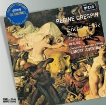 Berlioz: Nuits D'ete Etc - de Régine Crespin, John Wustman, L'orchestre De La Suisse Romande