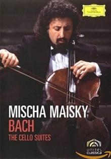 Bach: 6 Suites For Solo Violoncello, Bwv 1007-1012 - de Mischa Maisky