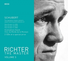 Richter Plays Schubert - de Sviatoslav Richter