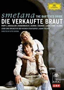 Smetana: Die Verkaufte Braut - de Lucia Popp, Walter Fink, Siegfried Jerusalem