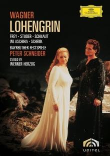 Wagner: Lohengrin - de Paul Frey, Cheryl Studer, Gabriele Schnaut