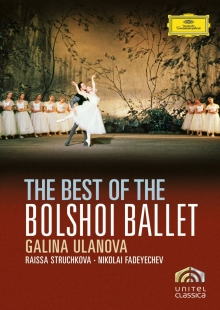 Best Of Bolshoi Ballet - de Bolshoi Ballet, Orchestra Of The Royal Opera House, Covent Garden, Bournemouth Symphony Orchestra