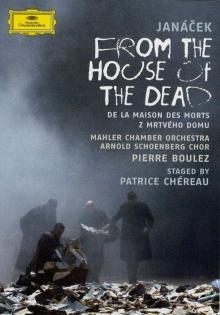 Janacek: From The House Of The Dead - de Olaf Bär, Eric Stoklossa, Peter Straka