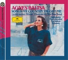 Songs My Country Taught Me - de Agnes Baltsa, Athens Experimental Orchestra, Stavros Xarhakos