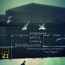 Boldemann / Gefors / Hillborg - de Anne Sofie Von Otter, Gothenburg Symphony Orchestra, Kent Nagano