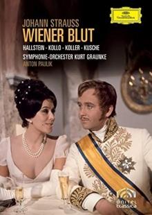 Strauss, J.: Wiener Blut - de Ingeborg Hallstein, René Kollo, Kurt Graunke Symphony Orchestra