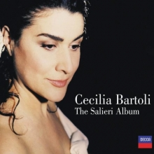 The Salieri Album - de Cecilia Bartoli, Orchestra Of The Age Of Enlightenment, Adam Fischer