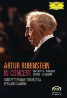 Rubinstein In Concert - Beethoven, Brahms, Schubert - de Arthur Rubinstein