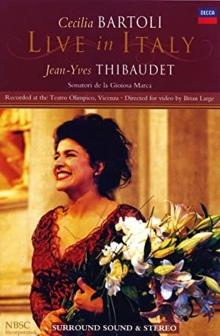 Cecilia Bartoli Live In Italy - de Cecilia Bartoli, Jean-yves Thibaudet, Sonatori De La Gioiosa Marca