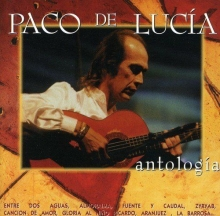 Antologia - de Paco De Lucia